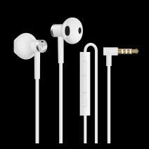 MI 小米雙單元半入耳式耳機 白色