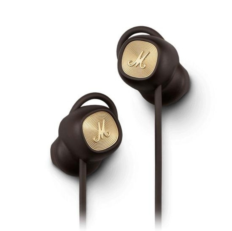 Marshall MINOR II Bluetooth Earphone Brown