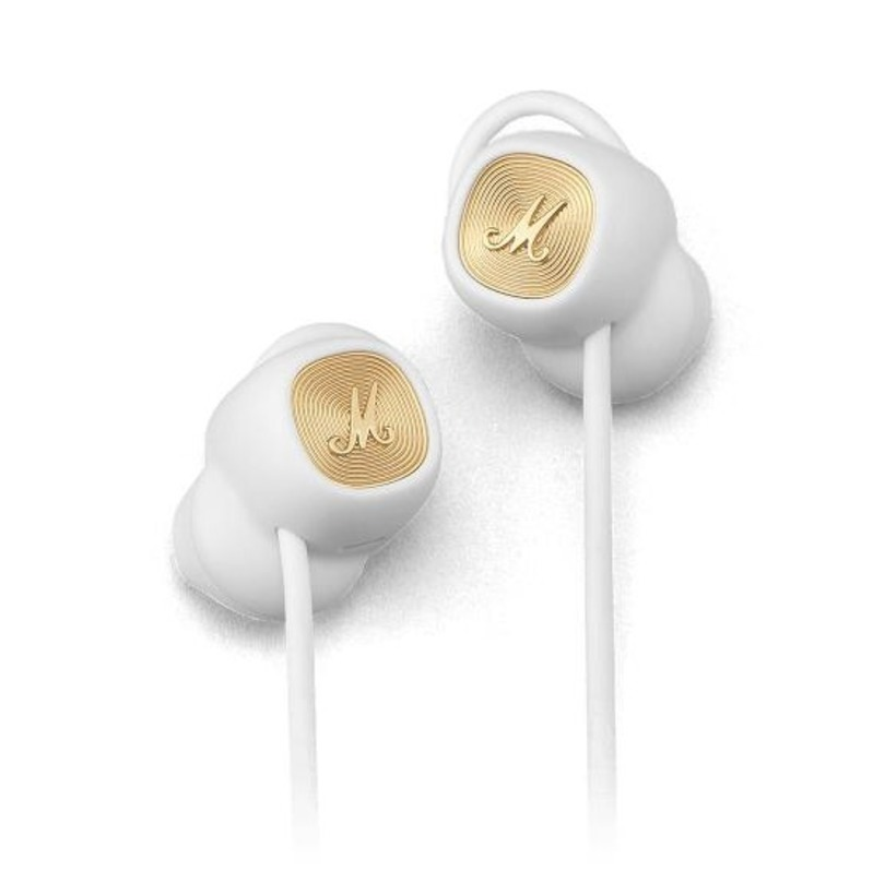 Marshall MINOR II Bluetooth Earphone White