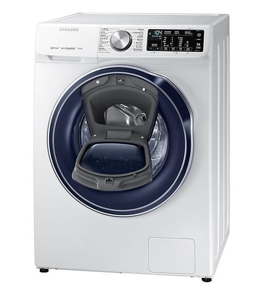 SAMSUNG 9KG前置式洗衣機 WW90M64FOPW
