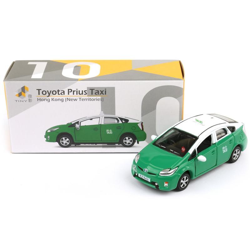 Tiny微影 10 豐田Prius 的士[新界] RZ9431