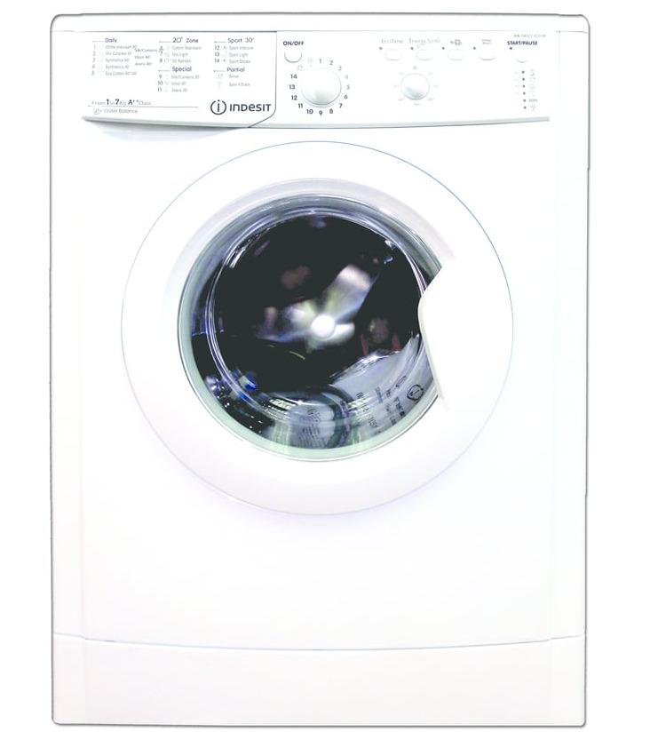 INDESIT [S/4/i]7KG 洗衣機 IWB 70852C