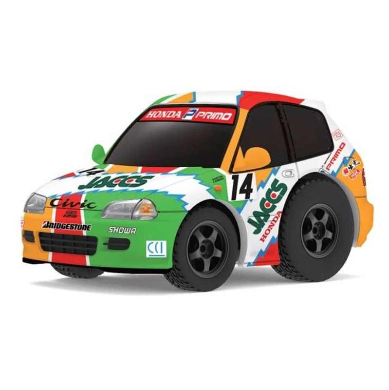 Tiny Q 本田Civic EG6 [JACCS]