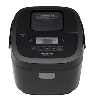 PANASONIC 1.0LIH磁應西施電飯煲 SR-AL108 黑