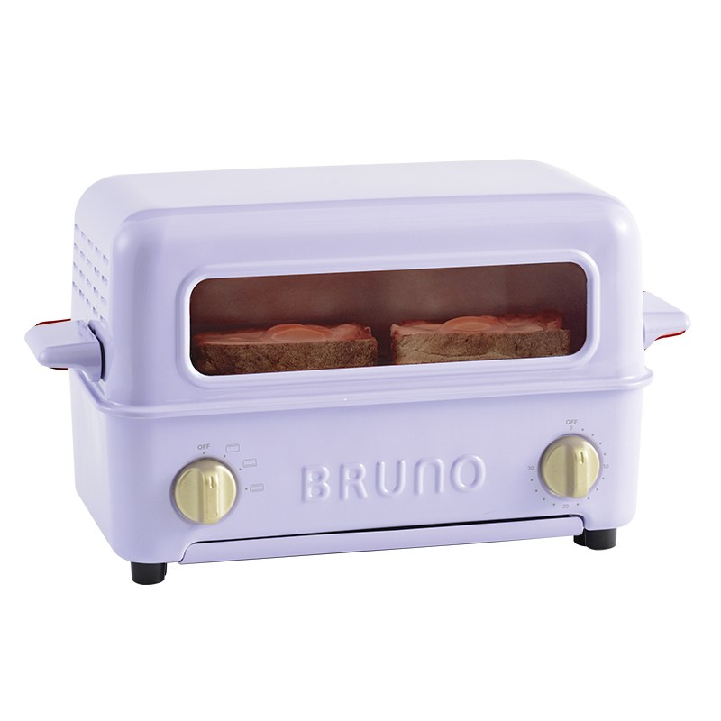 BRUNO 揭蓋式燒烤焗爐 BOE033-LA紫