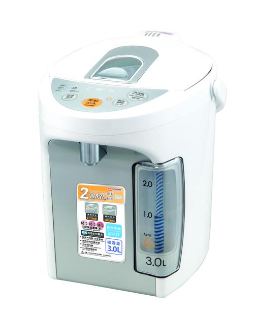 GOODWAY 3L電熱水瓶 GHP-80301