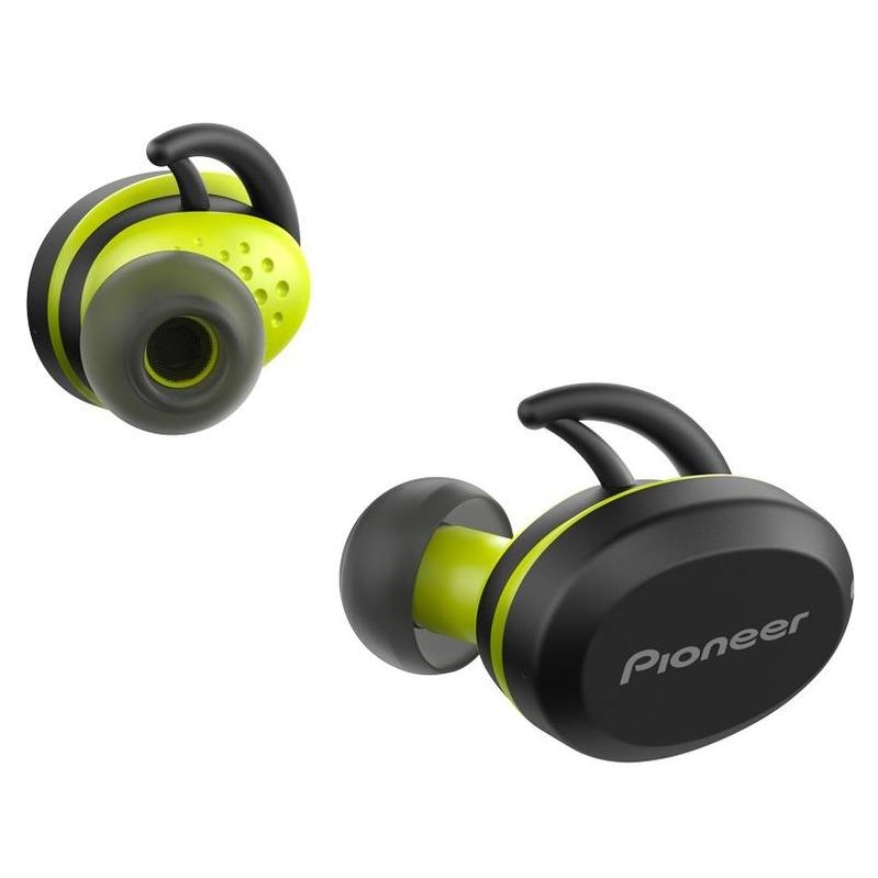 Pioneer Truly Wireless SE-E8TW Black/Green