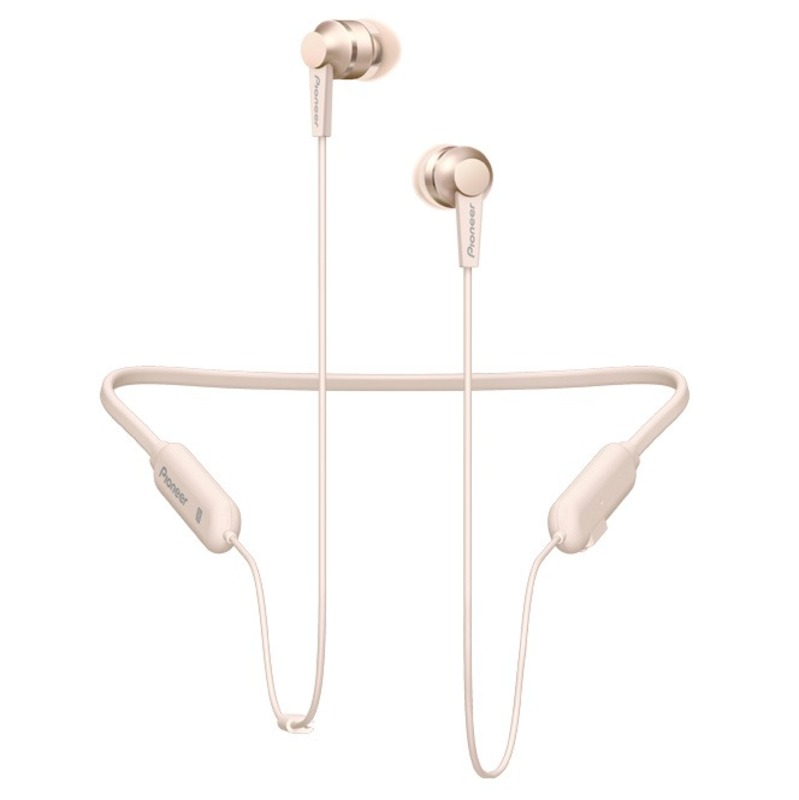Pioneer Wireless In-Earphones SE-C7BT Gold