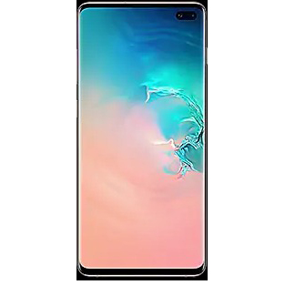 SAMSUNG GALAXY S10+ 128GB+8GB G9750 幻鑽白