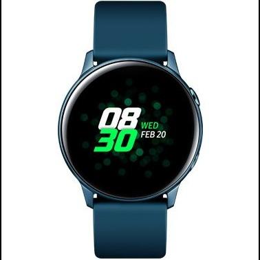 SAMSUNG GALAXY Watch Active 綠色