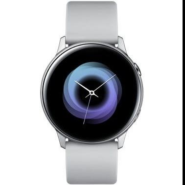 SAMSUNG GALAXY Watch Active 銀灰色