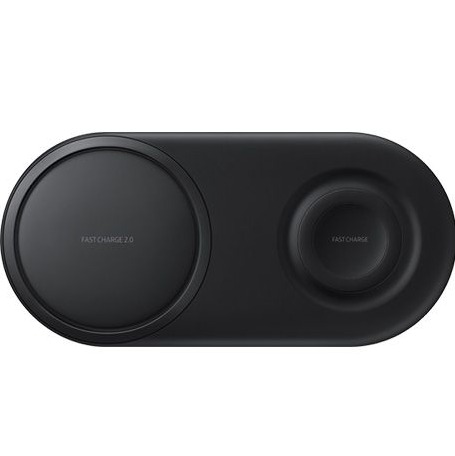 Samsung Wireless Charger Duo Pad with TA BLACK