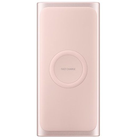Samsung Wireless Battery Pack 10000mAh pink