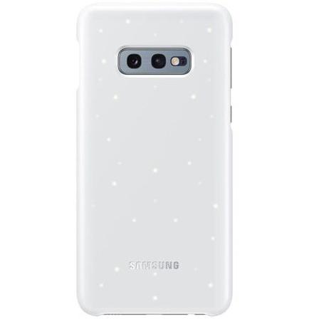 Samsung S10e LED背蓋 white