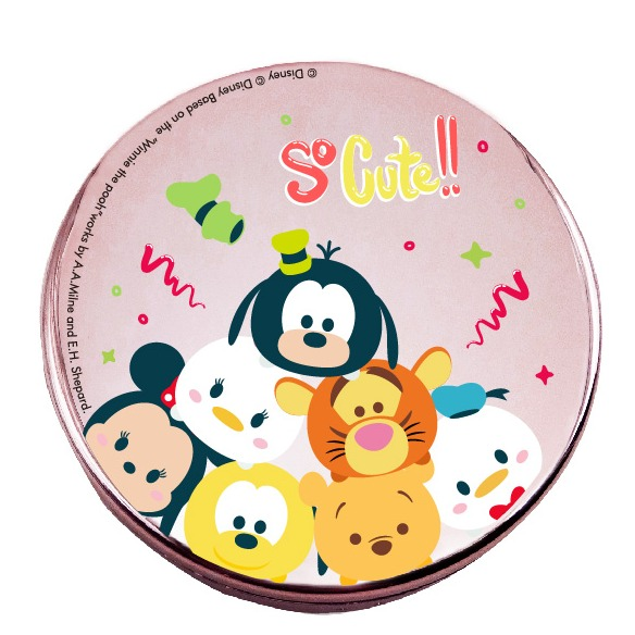 Disney 4000mAh Mirror PowerBank [New] TsumTsum群星[1]