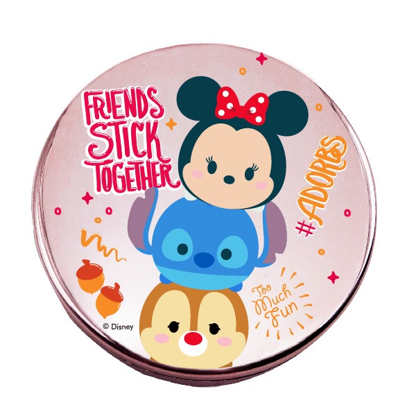 Disney 4000mAh Mirror PowerBank [New] TsumTsum群星[2]