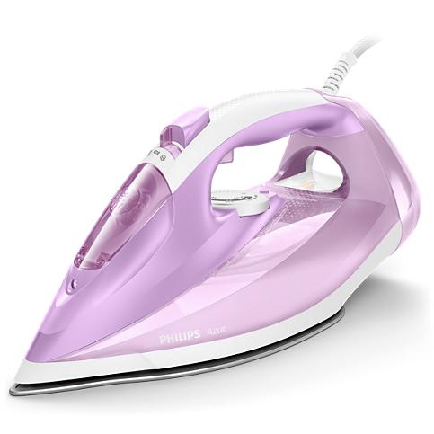 PHILIPS 蒸氣電熨斗 GC4533/36 粉紫色
