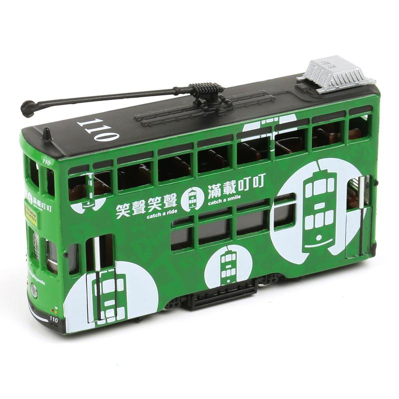 Tiny微影 95 笑聲笑聲;滿載叮叮! 電車