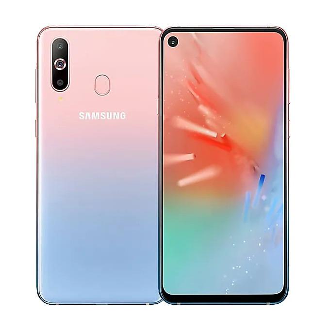 SAMSUNG GALAXY A8s 128GB+6GB粉藍色/Pink blue G8870