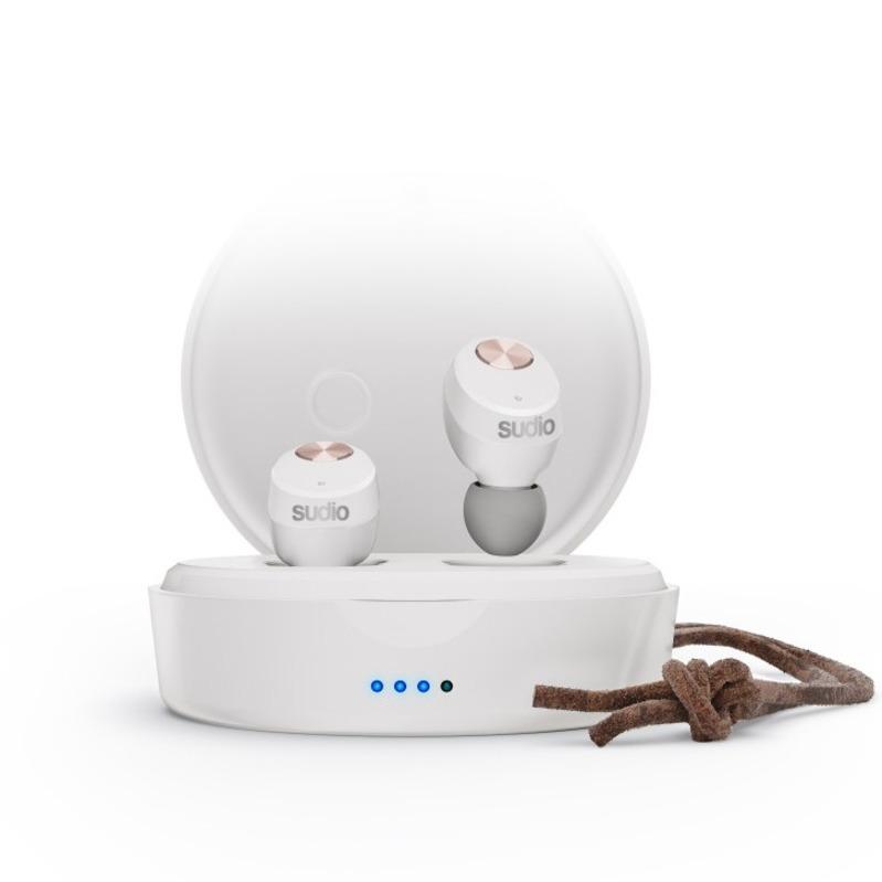 sudio Niva Truly Wireless White