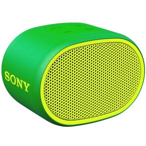SONY Portable Bluetooth Speaker SRS-XB01 Green