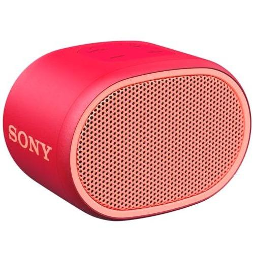 SONY Portable Bluetooth Speaker SRS-XB01 Red