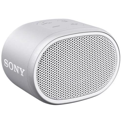 SONY Portable Bluetooth Speaker SRS-XB01 White