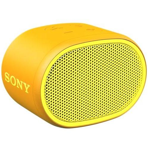 SONY Portable Bluetooth Speaker SRS-XB01 Yellow