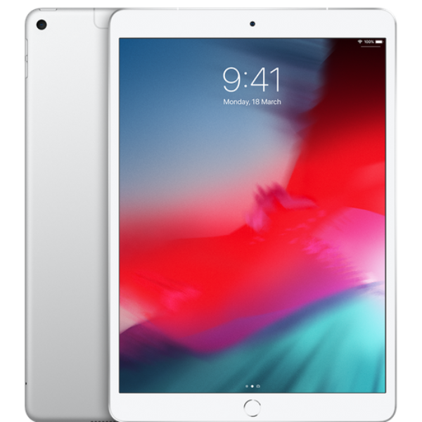 APPLE 10.5 iPad Air Wi-Fi+Cellular 64GB Silver
