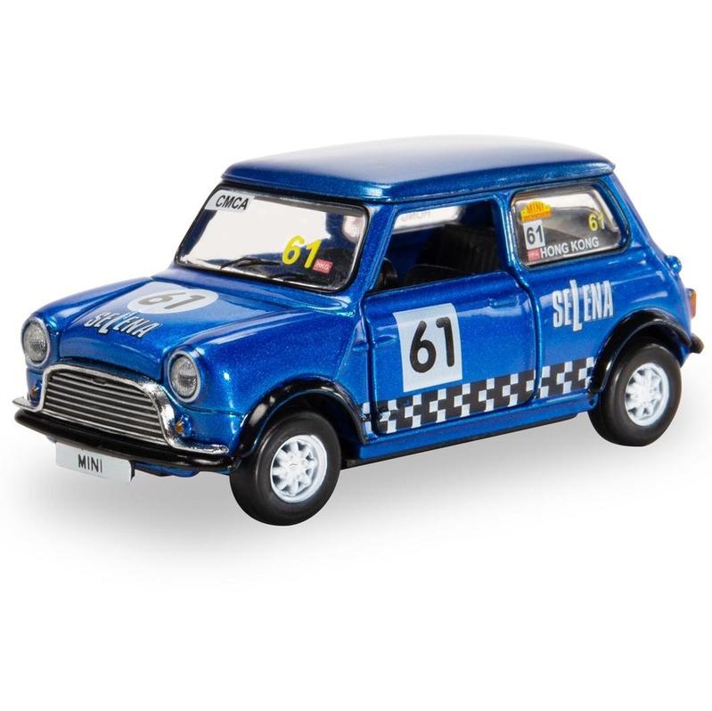Tiny微影 Mini Cooper 賽車#61