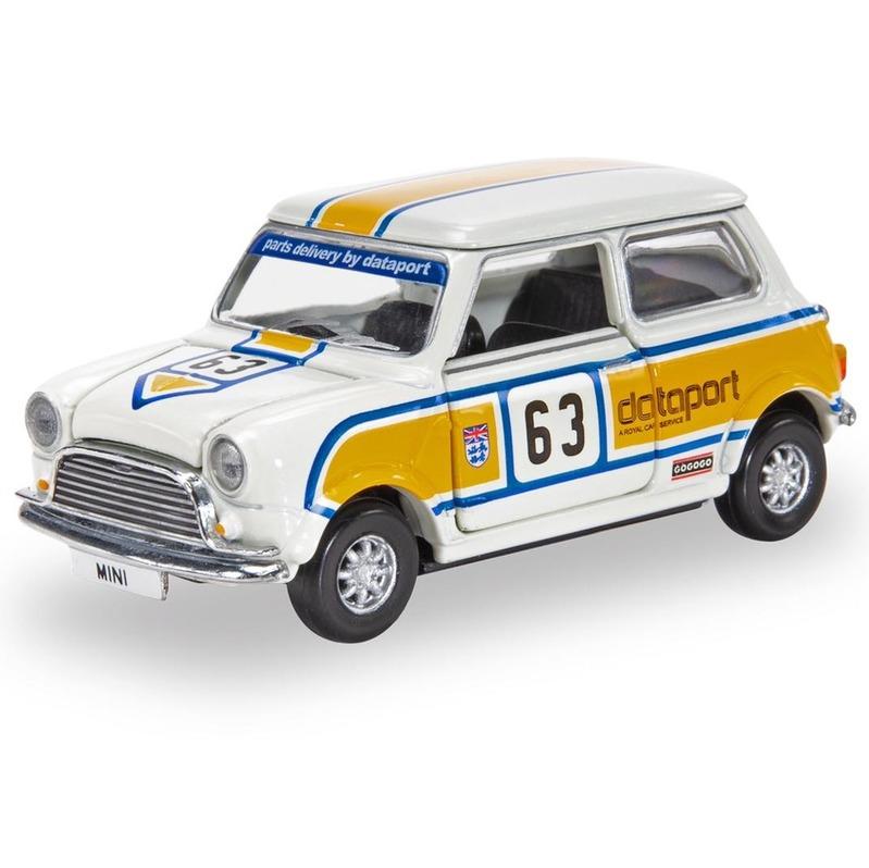 Tiny微影 Mini Cooper 賽車#63