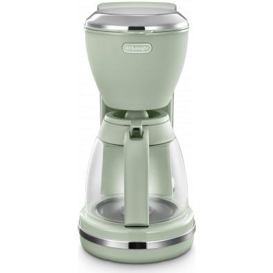 DELONGHI 滴漏式咖啡機 ICMX210.GR 綠