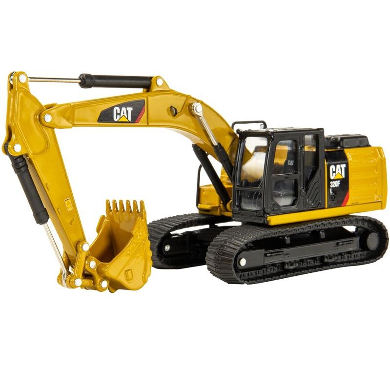 DM 1:64 CAT 320F L 液壓挖掘機