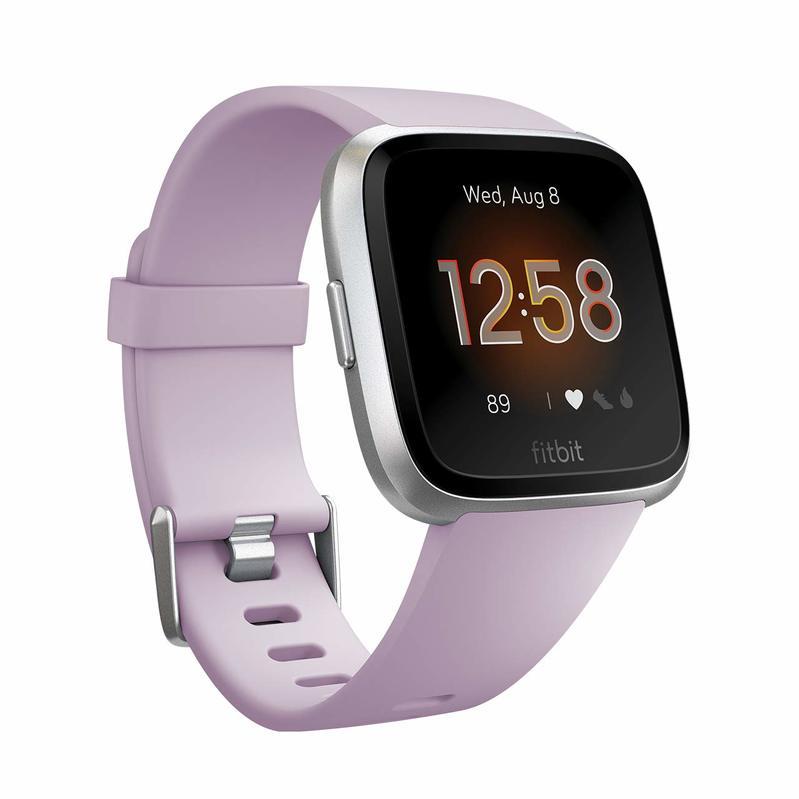 Fitbit versa Lite Lilac/Silver