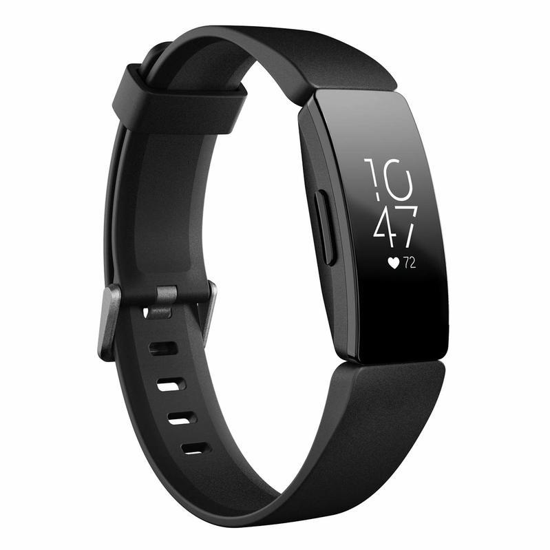 Fitbit inspire HR Black/Black