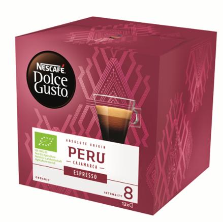NESCAFE 濃縮咖啡膠囊-秘魯單品 PERU ESPRESSO