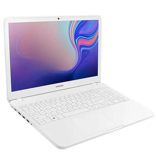 SAMSUNG NP350XBE-K04HK Pure White 15.6