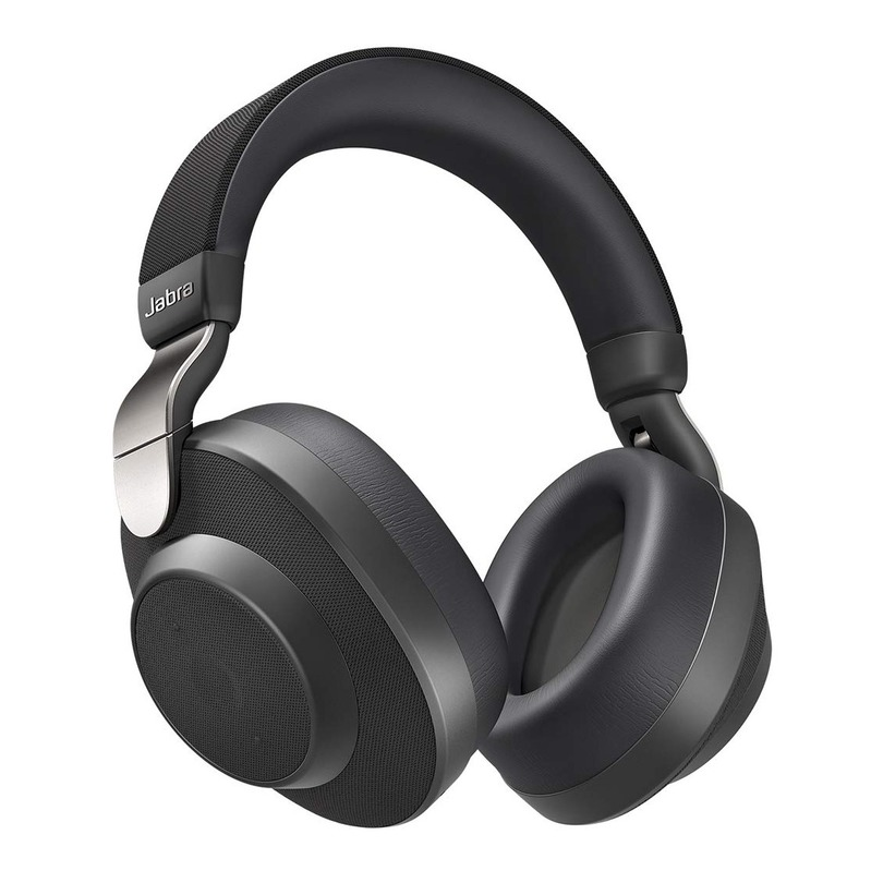 Jabra [6]藍牙降噪耳筒 Elite 85H Titanium Black 100-99030000-40