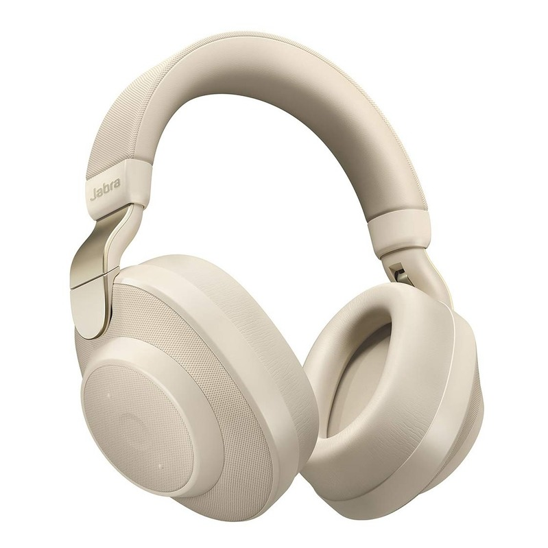 Jabra [6]藍牙降噪耳筒 Elite 85H Gold Beige 100-99030002-40