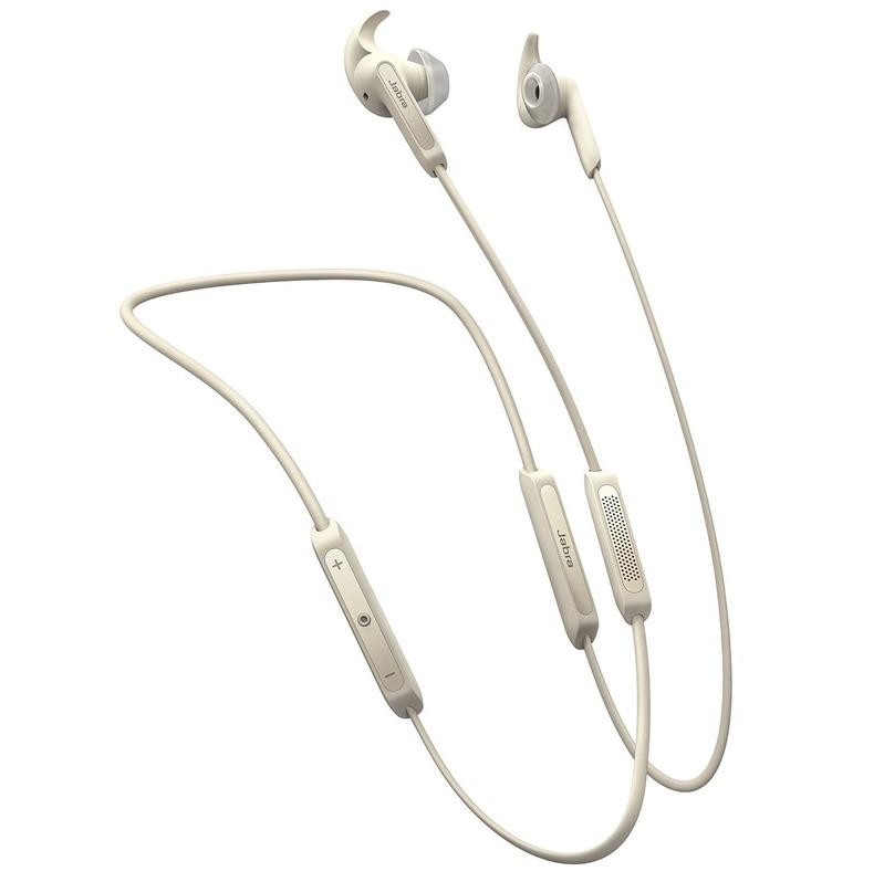 Jabra ^藍牙耳筒 Elite 45e Gold Beige 100-98900002-40