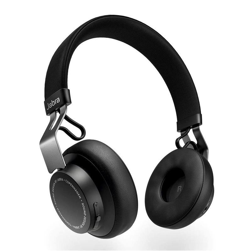 Jabra 藍牙耳筒 MOVE Style Edition Black 100-96300004-40