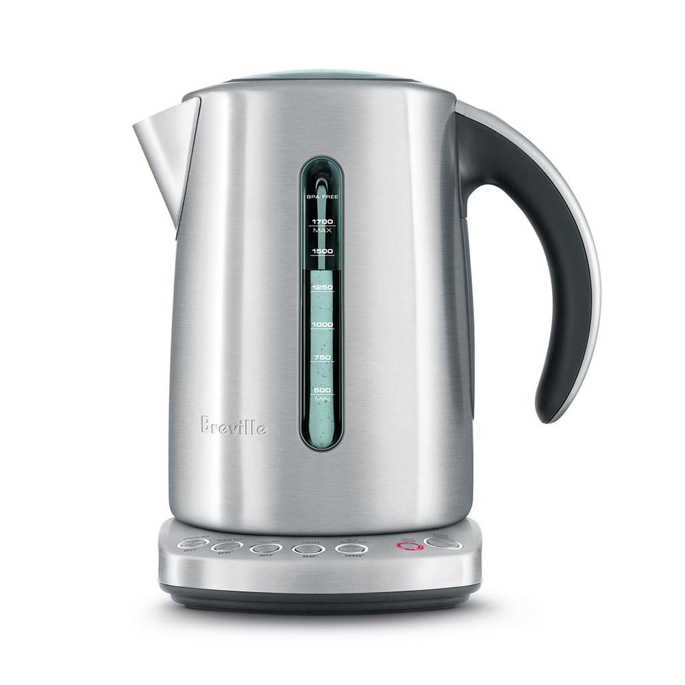 BREVILLE 1.7L溫度調控電熱水壺 BKE825BSS 不鏽鋼