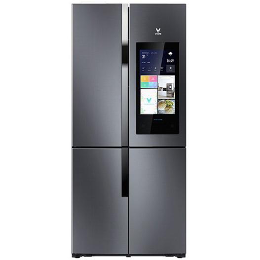 MI 雲米亙聯網冰箱21Face鈦金鋼 BCD-521WMLA
