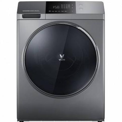 MI 雲米亙聯網洗烘一體機 WD10X鈦金灰