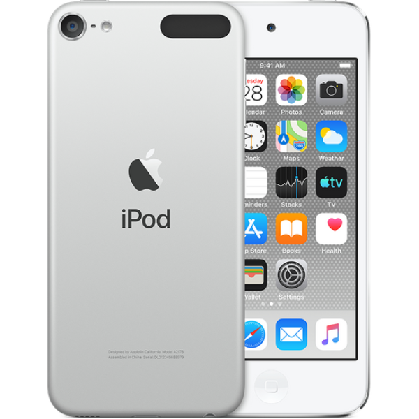 APPLE iPod Touch 128GB Silver 7th generation