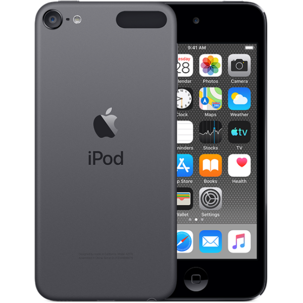 APPLE iPod Touch 128GB Space Grey 7th generation