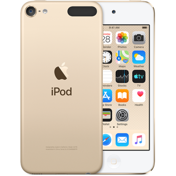 APPLE iPod Touch 128GB Gold 7th generation
