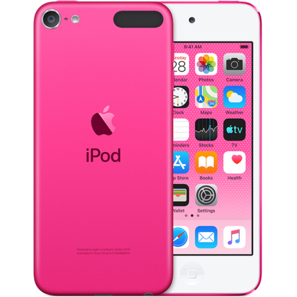APPLE iPod Touch 128GB Pink 7th generation
