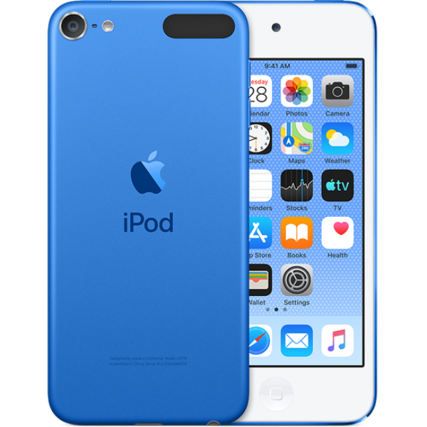 APPLE iPod Touch 128GB Blue 7th generation