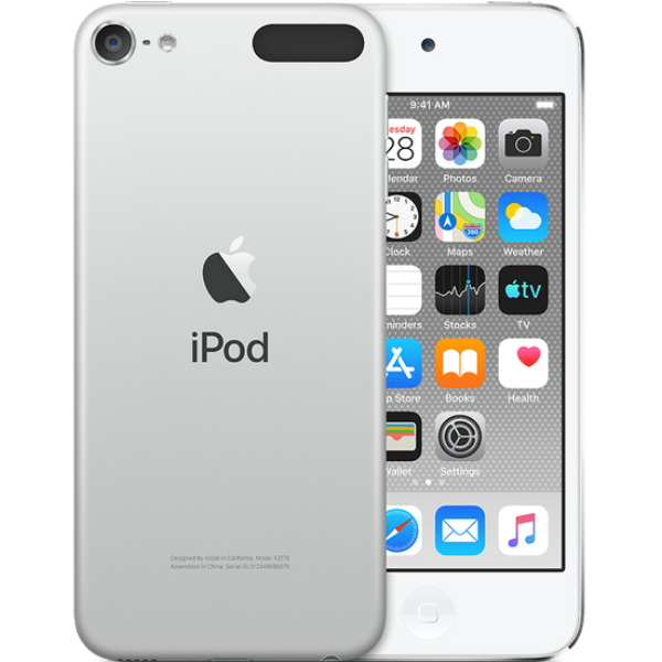 APPLE iPod Touch 256GB Silver 7th generation